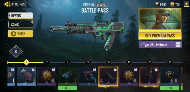 Call of Duty: General - Another CoD Mobile Battle Pass Review! image 14