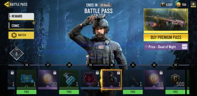 Call of Duty: General - Another CoD Mobile Battle Pass Review! image 26