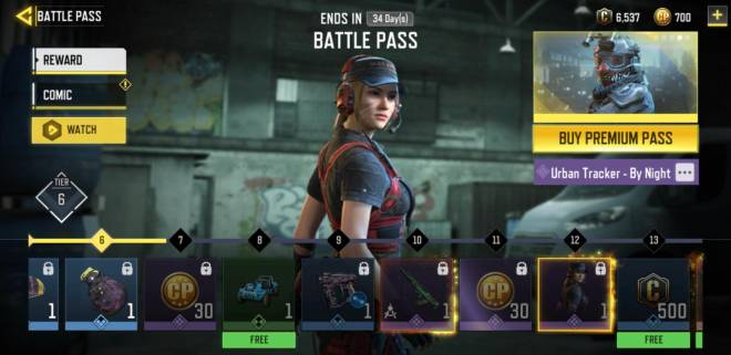 Call of Duty: General - Another CoD Mobile Battle Pass Review! image 16