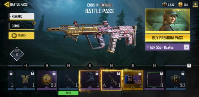 Call of Duty: General - Another CoD Mobile Battle Pass Review! image 34