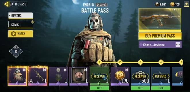 Call of Duty: General - Another CoD Mobile Battle Pass Review! image 2