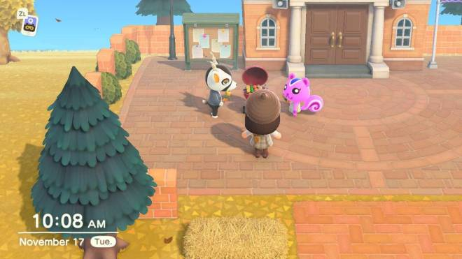 Animal Crossing: Posts - 10am BBQ anyone?  😂 image 2