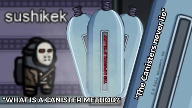 Among Us: Posts - The Canister Myth of Among Us image 2