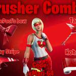 Crusher Combo I made 🥰❤️