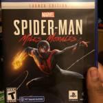 Got That New Spider-Man Game 😎