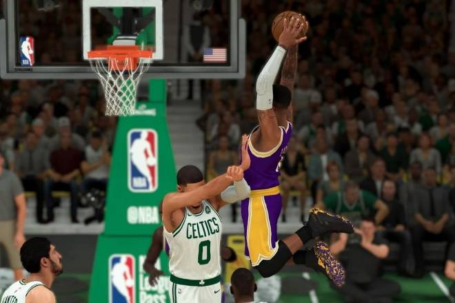 NBA 2K: General - How to Have Better Post Defense in MyLeague   image 2