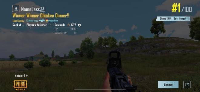 PUBG: General - First Game In Like A Year 😎  image 2