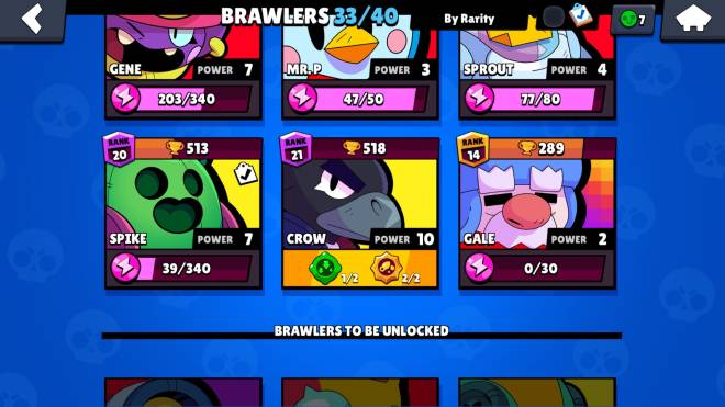 Brawl Stars: General - Let's see who has more stuff than me image 2