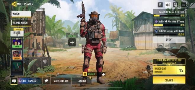 Call of Duty: General - Just got the new skin in CODM image 1