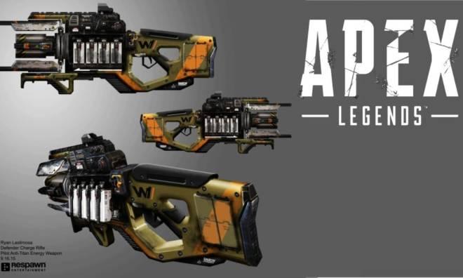 Apex Legends: General - Apex Legends - 5 Worst Weapons - Season 7 image 10