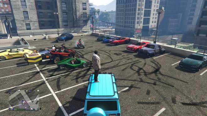 GTA: Looking for Group - CAR MEET MSG FOR INV image 2