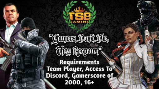 Call of Duty: Looking for Group - I'm an LT in TSB gaming. We are looking for some recruits. We play all multiplayer games such as co image 3