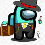 detective cyan as imposter