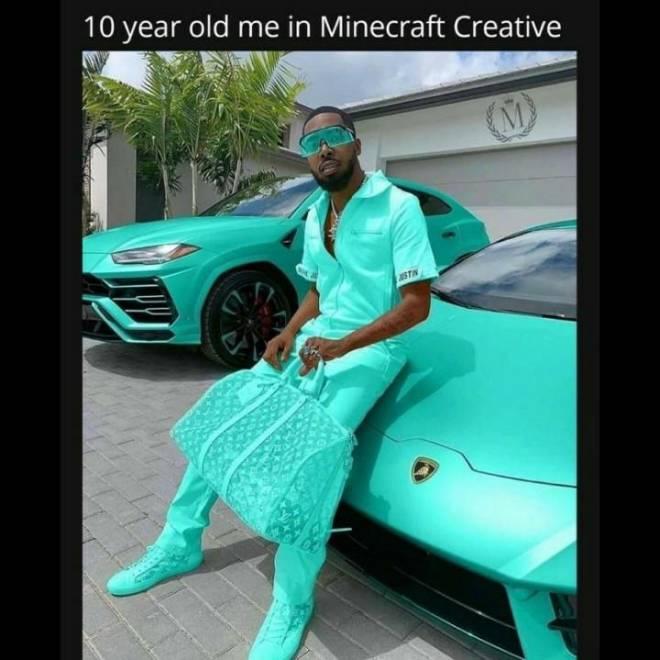 Minecraft: General - Minecraft Creative  image 1