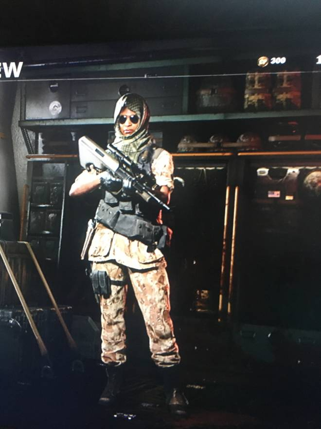 Rainbow Six: General - Powers from Cold War is just black valkyrie lmao image 1