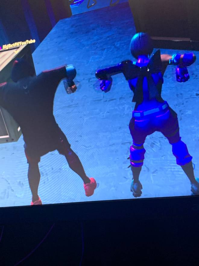Fortnite: General - Who tryna play be nae image 1