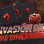 🎉 Evento Invasión del Jefe Dimensional