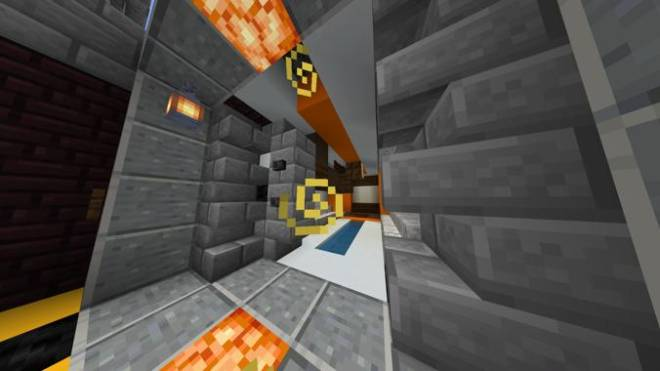 Minecraft: Memes - This is what the underground scientific research centre looks like... image 2