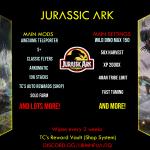 [PC Server] Jurassic ARK 50x/TP/Shop/4man/S+/pvp/11/30 https://discord.gg/uBmNfuAjTQ