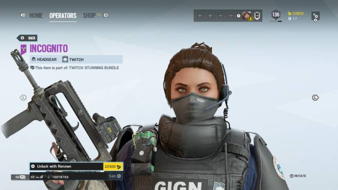 Rainbow Six: General - Twitch Do Be Lookin Cute Tho 🥰  image 1