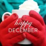 Happy December 1st, Y'all!