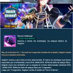 ✨ Chaser: Sieghart