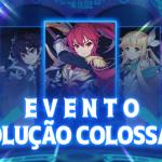 🎉 Evento Evolução Colossal 3