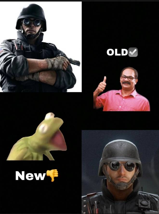 Rainbow Six: Memes - For all the thermite mains out there, what do you think about this 🧐 image 2