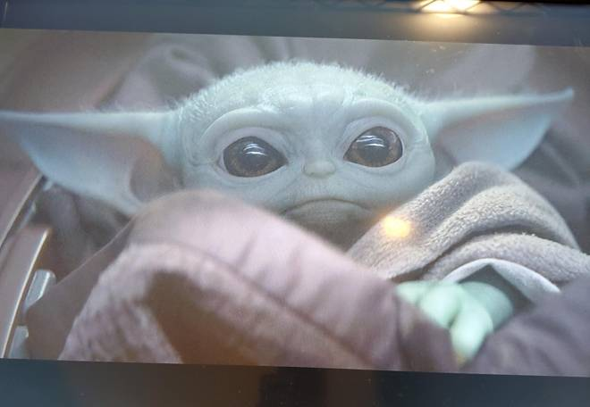 Off Topic: General - I wanted to post about Grogu/baby yoda image 1