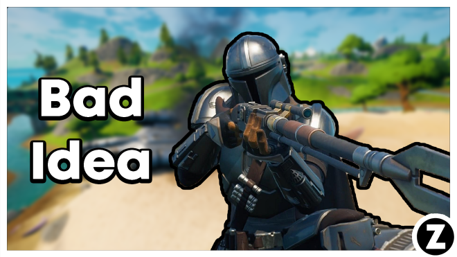 Fortnite: Promotions - Zlitp Channel Update! New Video ;) image 2