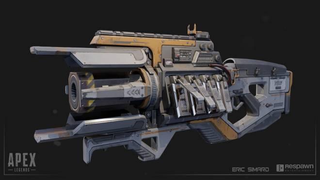 Apex Legends: General - Apex Legends - Weapon Tier List - Season 7 Split 1 image 42