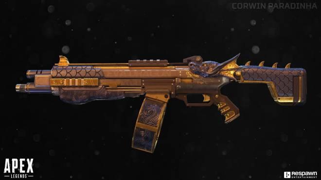 Apex Legends: General - Apex Legends - Weapon Tier List - Season 7 Split 1 image 26