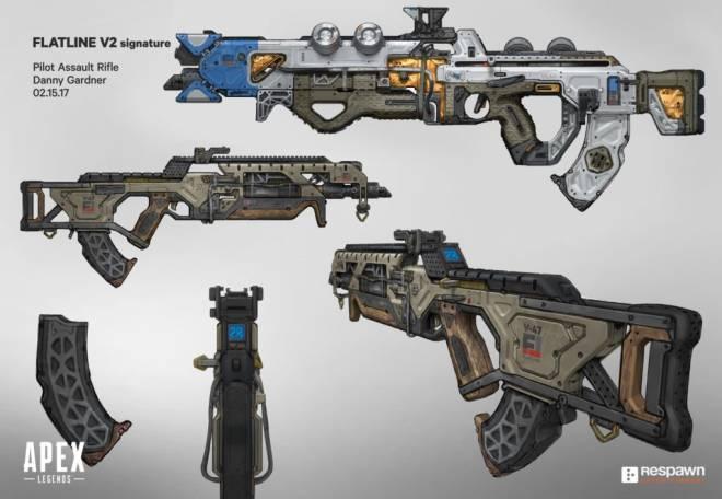 Apex Legends: General - Apex Legends - Weapon Tier List - Season 7 Split 1 image 24