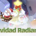 🎉 Evento Navidad Radiante
