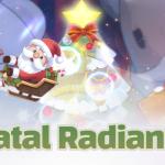 🎉 Evento Natal Radiante