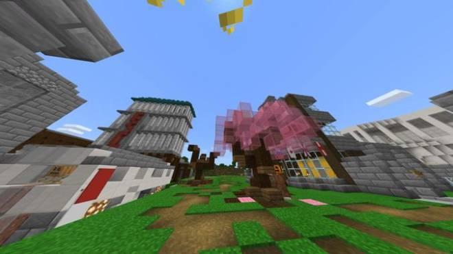 Minecraft: Memes - Japanese Sakura Blossoms  image 1