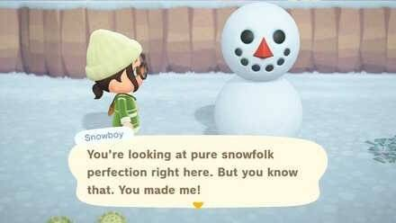 Animal Crossing: Posts - Making the Best Animal Crossing Snowboy image 2