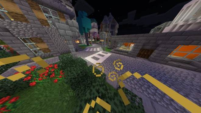 Minecraft: Memes - Crosswalks and modifications to the street lamps image 1