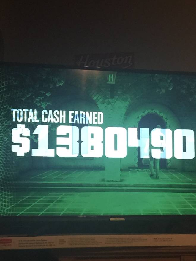 GTA: General - Made 1.3 million on the new heist  image 1