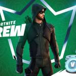 It's confirmed! January's fortnite crew pack skin will be Green arrow!