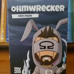 Limited Edition Ohmwrecker YouTooz Vinyl Figure!⚡