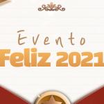🎉 Evento - ¡Feliz 2021!