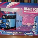 Limited Edition G FUEL x YouTooz Blue Ice Collector's Box! 🥶