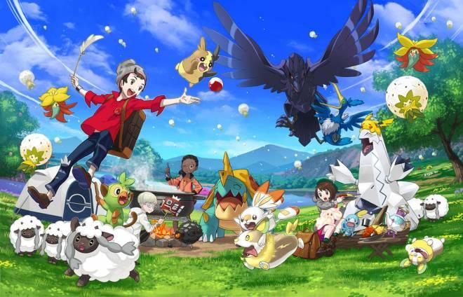 Pokemon: General - New Year, New Pokémon? (Courtesy of Pokémon Writer's Club) image 2