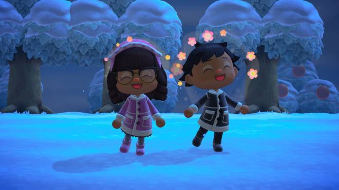 Animal Crossing: Posts -  Me and my brother's Winter ensemble image 2