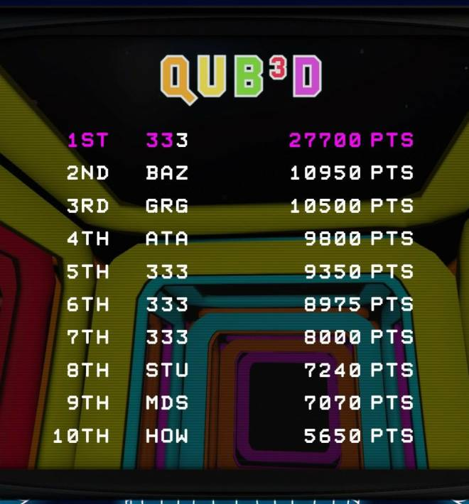 GTA: Promotions - Best My Cubed Score! image 2