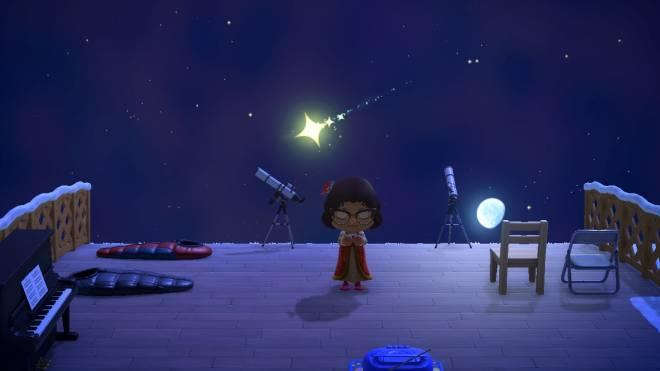 Animal Crossing: Posts - Star gazing 💫 image 1