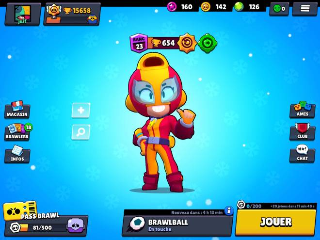 Brawl Stars: General - Looking for two people to help me push my max to rank 25 in brawl ball image 1