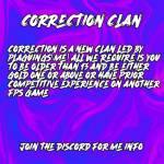 Correction Valorant Clan