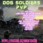 Join Dog Soldiers PS4/5 Now